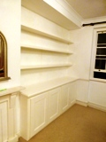 Redbridge How much does under stairs storage cost to have built or fitted