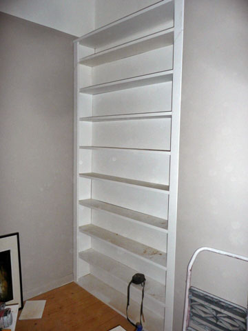 london design shelves